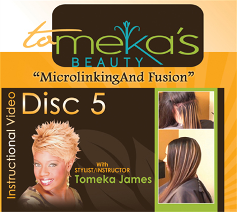 Fusion & Microlinking hair extensions- no braids
