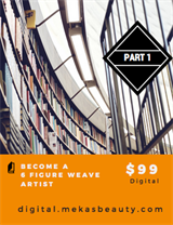 Become a 6 Figure Weave Artist