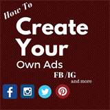 Create your Own Ads FB/IG DIY and Save $$$ - Webinar 5