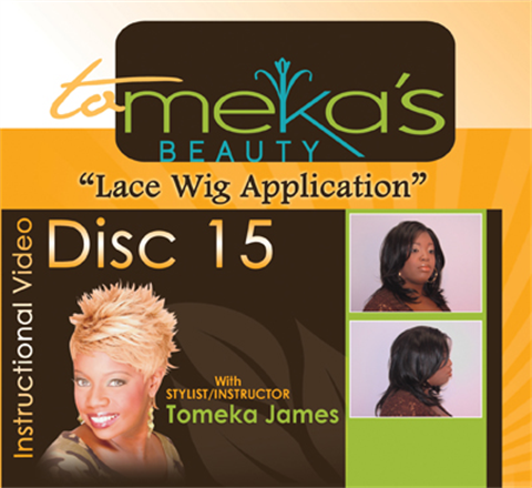 Lace Wig Application for Male and Females
