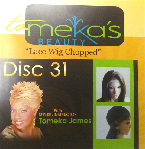 Lace Wig Chopped- 1 Wig cut up for several clients