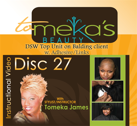 DSW Top Unit for Bald Client-Disc 27