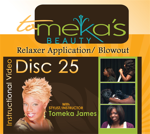 Relaxer Application