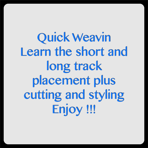 Quick Weavin- Long and Short Collection